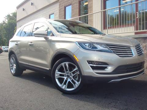 2015 Lincoln MKC for sale at CONESTOGA MOTORS in Ephrata PA