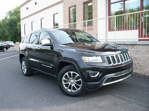 2014 Jeep Grand Cherokee for sale at CONESTOGA MOTORS in Ephrata PA