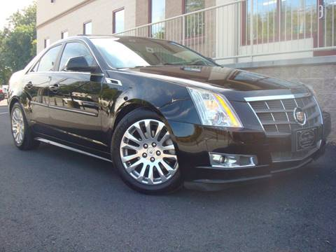 2011 Cadillac CTS for sale at CONESTOGA MOTORS in Ephrata PA