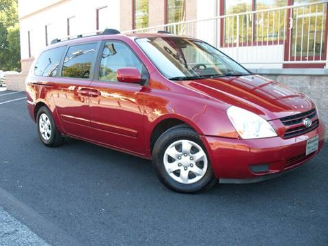 2006 Kia Sedona for sale at CONESTOGA MOTORS in Ephrata PA