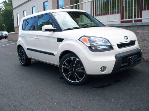 2011 Kia Soul for sale at CONESTOGA MOTORS in Ephrata PA