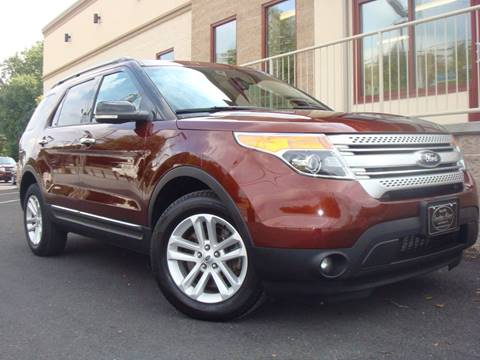2015 Ford Explorer for sale at CONESTOGA MOTORS in Ephrata PA