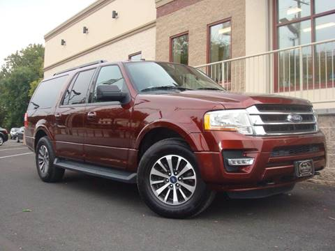 2016 Ford Expedition EL for sale at CONESTOGA MOTORS in Ephrata PA