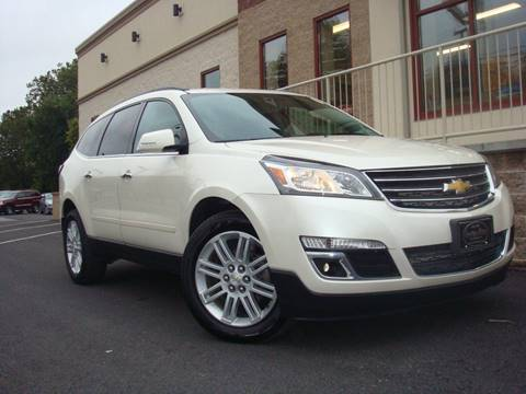 2015 Chevrolet Traverse for sale at CONESTOGA MOTORS in Ephrata PA