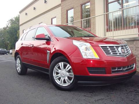 2014 Cadillac SRX for sale at CONESTOGA MOTORS in Ephrata PA