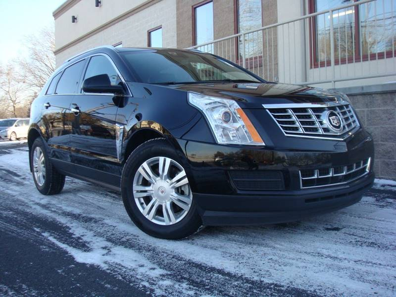 sport utility srx premium detail fwd motors used wagon cadillac at