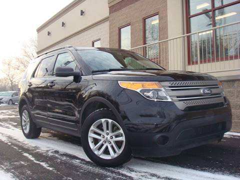 2015 Ford Explorer for sale in Ephrata, PA