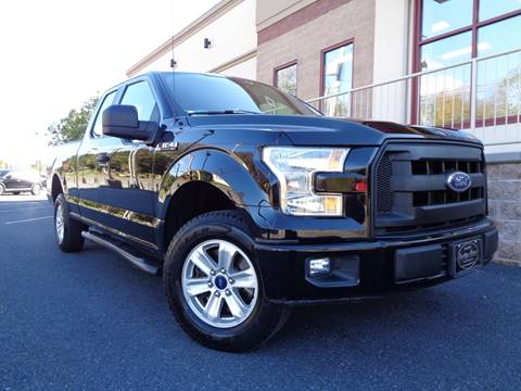 2016 Ford F-150 for sale in Ephrata, PA