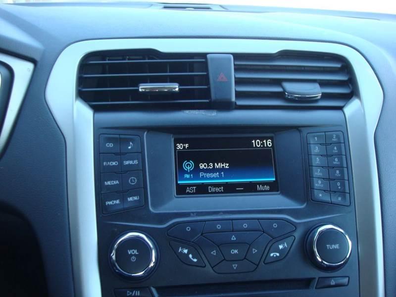 2014 Ford Fusion Hybrid for sale at CONESTOGA MOTORS in Ephrata PA