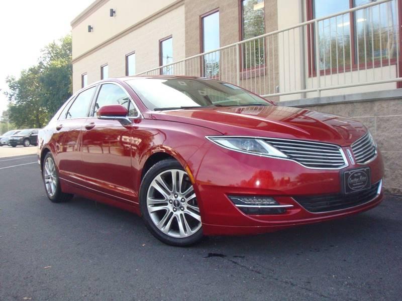 2013 Lincoln Mkz In Ephrata Pa Conestoga Motors
