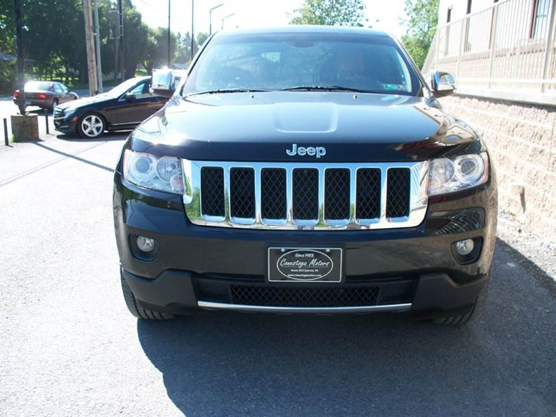 2013 Jeep Grand Cherokee for sale at CONESTOGA MOTORS in Ephrata PA