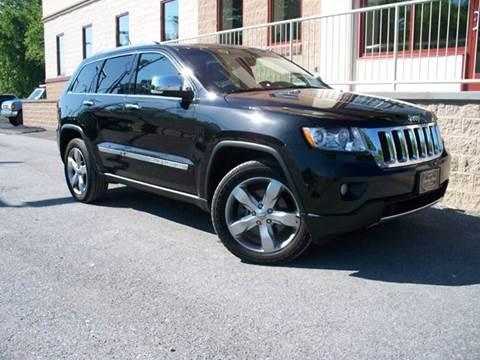 2013 Jeep Grand Cherokee for sale at CONESTOGA MOTORS in Ephrata PA