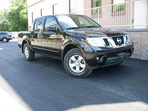 2013 Nissan Frontier for sale at CONESTOGA MOTORS in Ephrata PA