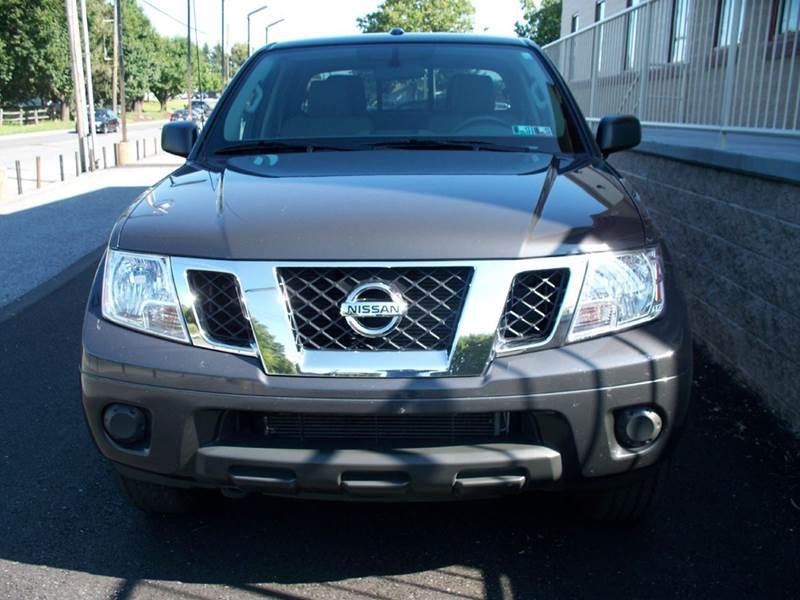 2015 Nissan Frontier for sale at CONESTOGA MOTORS in Ephrata PA