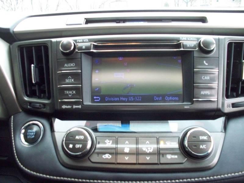 2013 Toyota RAV4 for sale at CONESTOGA MOTORS in Ephrata PA