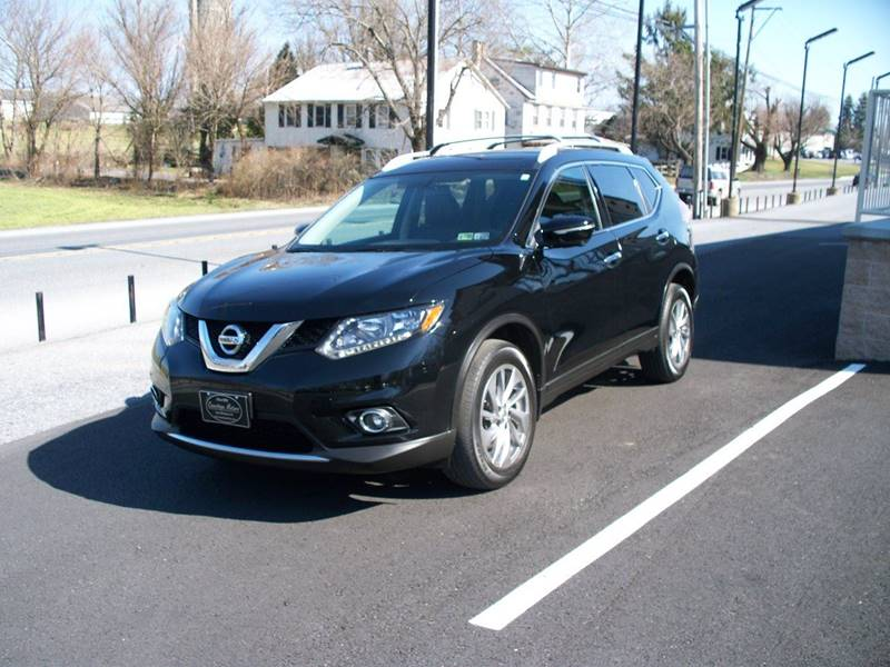 2015 Nissan Rogue for sale at CONESTOGA MOTORS in Ephrata PA