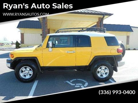 Ryan Auto Sales >> Ryan S Auto Sales Kernersville Nc Inventory Listings