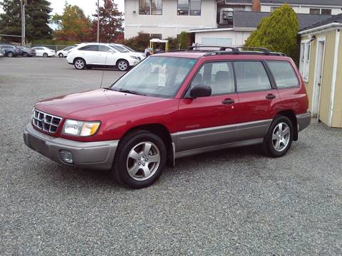 1998 Subaru Forester for sale in Renton, WA