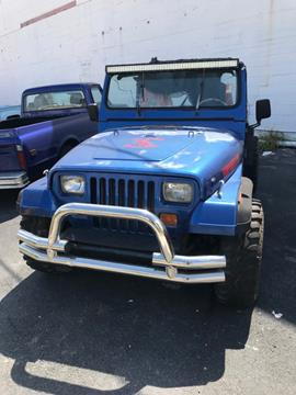 1988 Jeep Wrangler for sale in Miami, FL