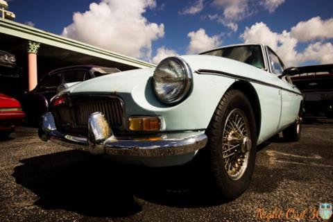 1979 MG GT-COUPE for sale in Miami, FL