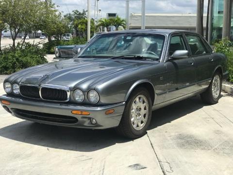2003 Jaguar XJ Series For Sale In Miami, FL