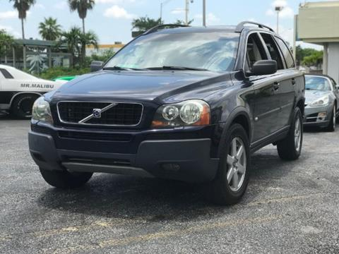 used volvo xc90 for sale in miami fl. Black Bedroom Furniture Sets. Home Design Ideas