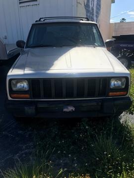 1998 Jeep Cherokee for sale in Miami, FL