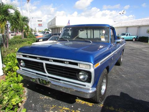 1973 Ford F-100 for sale in Miami, FL