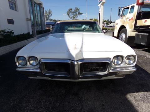 1970 Pontiac Le Mans for sale in Miami, FL