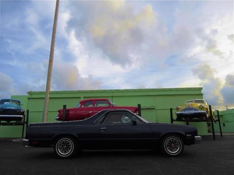 1985 GMC Caballero for sale in Miami, FL