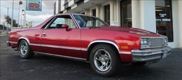 1984 GMC Caballero for sale in Miami, FL
