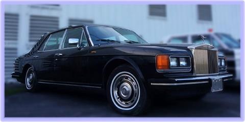 1983 Rolls-Royce Silver Spirit for sale in Miami, FL