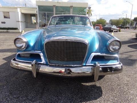 1962 Studebaker TURISIMO HAWK for sale in Miami, FL