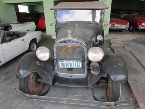 1928 Ford Model A for sale in Miami, FL