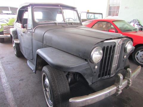 1949 Jeep Willys for sale in Miami, FL