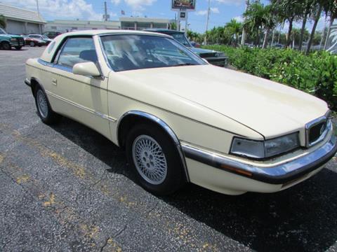 1991 Chrysler TC for sale in Miami, FL