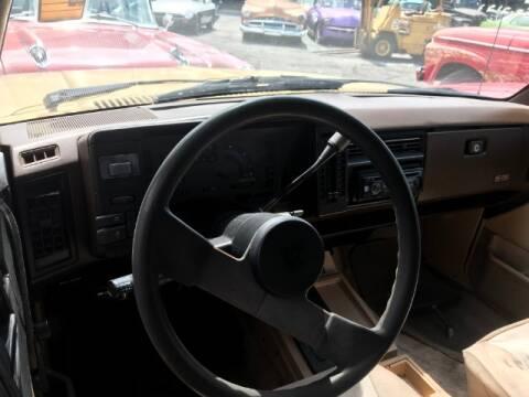 1986 GMC S-15
