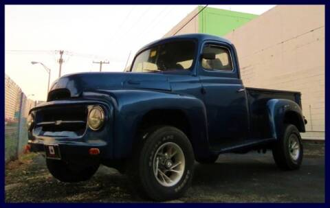 1952 International PICK-UP for sale at Ted Vernon Specialty Automobile Inc. in Miami FL