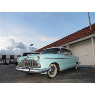1955 Hudson HOLLYWOOD for sale at Ted Vernon Specialty Automobile Inc. in Miami FL
