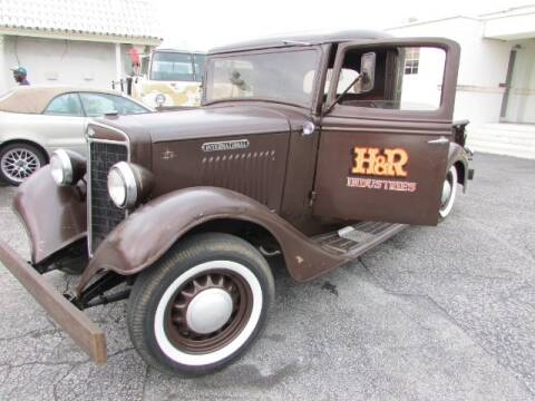 1936 International HOT ROD for sale at Ted Vernon Specialty Automobile Inc. in Miami FL