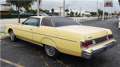 1978 Mercury Marquis for sale in Miami, FL