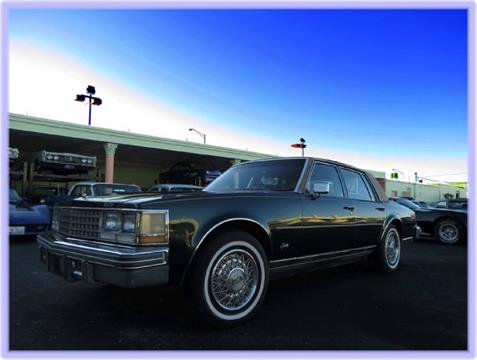 1976 Cadillac Seville For Sale In Raleigh Nc Carsforsale Com