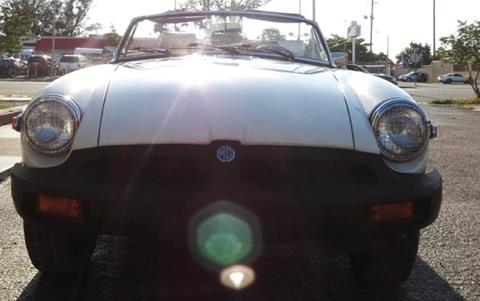 1979 MG Roadster for sale in Miami, FL