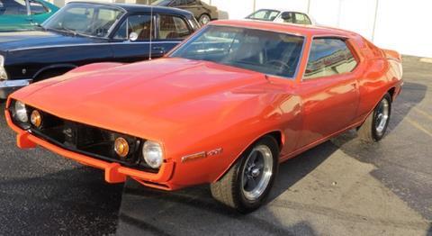 1973 American Motors AMX