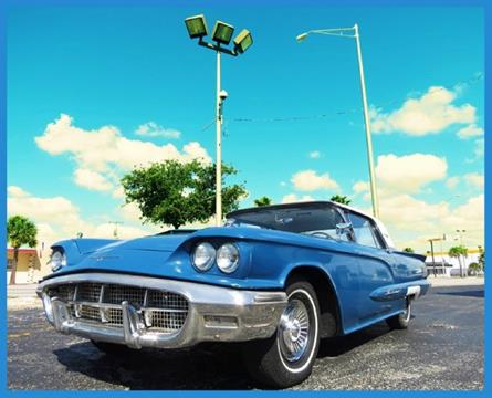 1960 Ford Thunderbird for sale in Miami, FL
