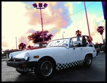 1976 MG Midget for sale in Miami, FL