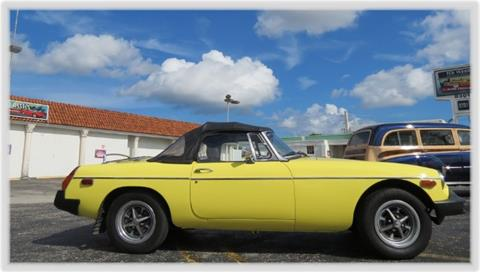 1977 MG Roadster for sale in Miami, FL