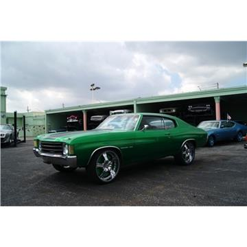 1972 Chevrolet Chevelle for sale in Miami, FL