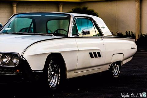 1963 Ford Thunderbird for sale in Miami, FL