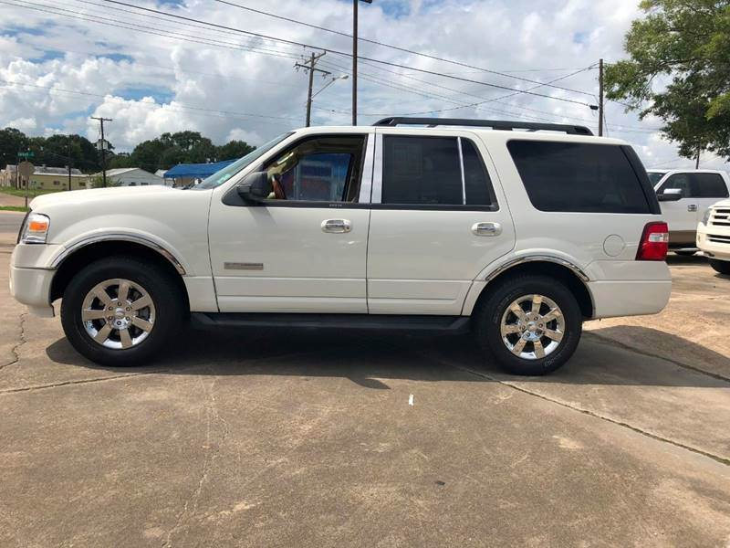 2008 Ford Expedition for sale at Bobby Lafleur Auto Sales in Lake Charles LA